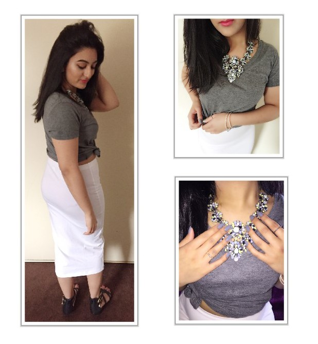 bbc challenge day outfit midi