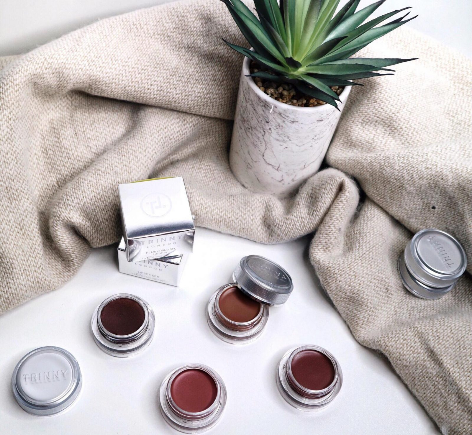 Personalised, Stackable Makeup? | Trinny London
